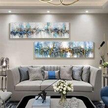 Abstrato moderno grande tamanho pintura a óleo da parede arte sala de estar pintura decorativa pintura a óleo impressão casa pintura decorativa