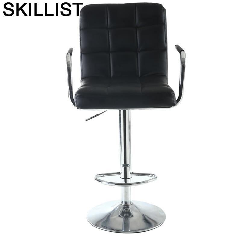 Bancos Moderno Para Stuhl Sandalyesi Banqueta Cadir Fauteuil Taburete La Barra Cadeira Tabouret De Moderne Silla Bar Chair