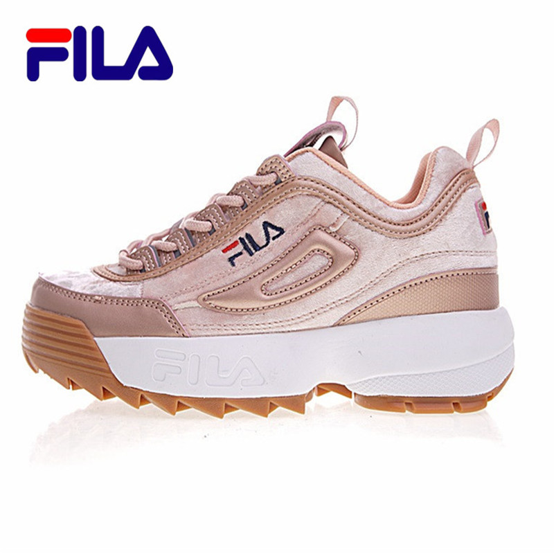 FILA shoes Disruptor II Running shoes retro breathable