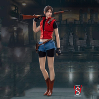 1/6 Scale Female Claire Redfield 2.0 Moving Doll Model 12 Full set Action figure doll Collectible Model SWTOYS FS023