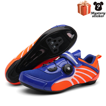 Road-Cycling-Shoes Deodorant Mtb Professional Sports Ladies Non-Slip Outdoor Men Couples