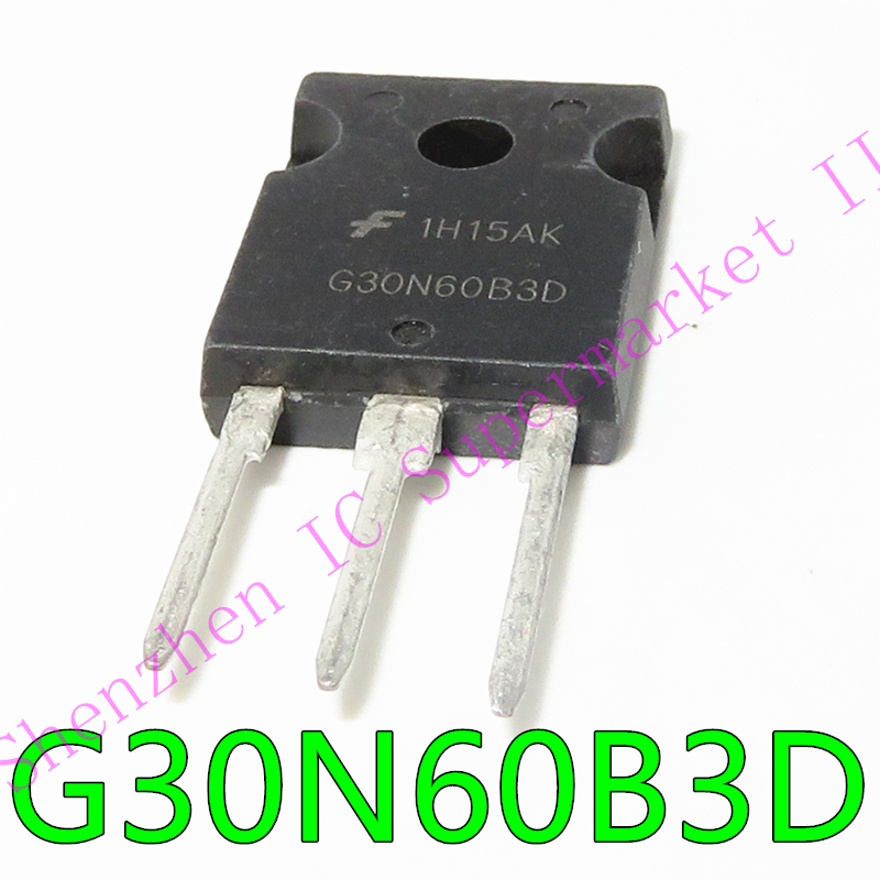 1PCS IGBT 30N60 G30N60B3D