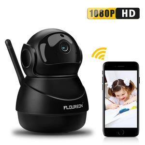 Image 2 - Caméra de surveillance IP Wifi HD 1080P, dispositif de sécurité domestique sans fil, avec codec H.264, 2.0 mégapixels, pour babyphone vidéo infrarouge