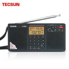 Tecsun PL-398MP DSP Digitale FM/MW/LW Kurzwellen Radio mit ETM ATS DSP Dual Lautsprecher Empfänger MP3 Player
