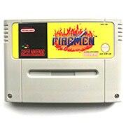 16 bitowa konsola do gier Firemen na konsolę pal