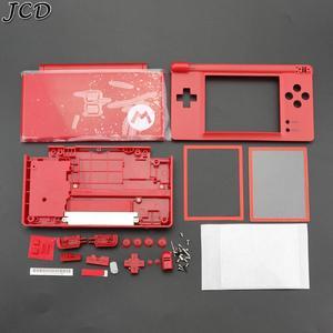 Image 2 - JCD מלא חלקי תיקון החלפת דיור פגז מקרה ערכת עם מברג עבור Nintendo DS Lite NDSL