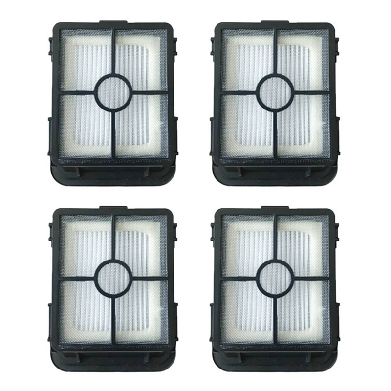 Replacement HEPA Filter for Bissell 2554A Robot Vacuum Cleaner Dust Hepa Filters Replacement Repair Part 4Pcs