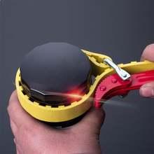 Ленточный ключ съемник масляного фильтра ремень гаечный цепь