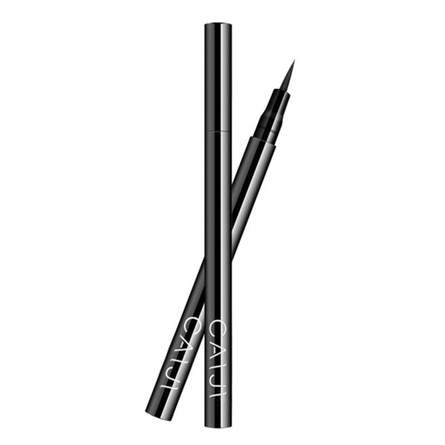 Liquid Eyeliner Black Waterproof Quick-drying Definer Durable Eyeliner Pencil Not blooming not easy to remove makeup TSLM1 1
