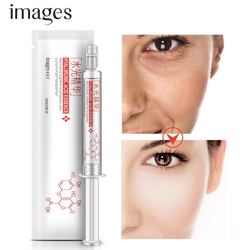 Hyaluronic Acid Face Serum Collagen Anti-Wrinkle Anti-Aging Moisturizer Whitening Smearing Instead Of Injection Repair Sensitive