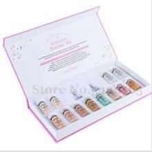 Mesowhite Serum Kit BB Cream Face Serum Whitening Gold Ampoule BB Facial Meso Starter Kit Foundation For Anti Aging New