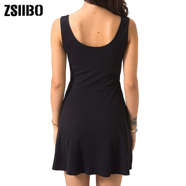 Summer Clothes Bodycon Mini Tank Dress 4