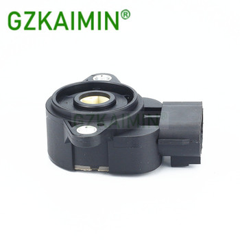 New Quality Throttle Position Sensor TPS sensor BP2Y18911 198500-1031/BP2Y-18-911 for Mazda 323 MX-5 Miata Protege forKia Sephia image