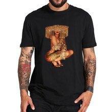 Cardi B T Shirt Men American Rap Singer Vogue T-Shirt  Summer Cotton O-Neck Tees Hipster Harajuku T-shirt Unisex