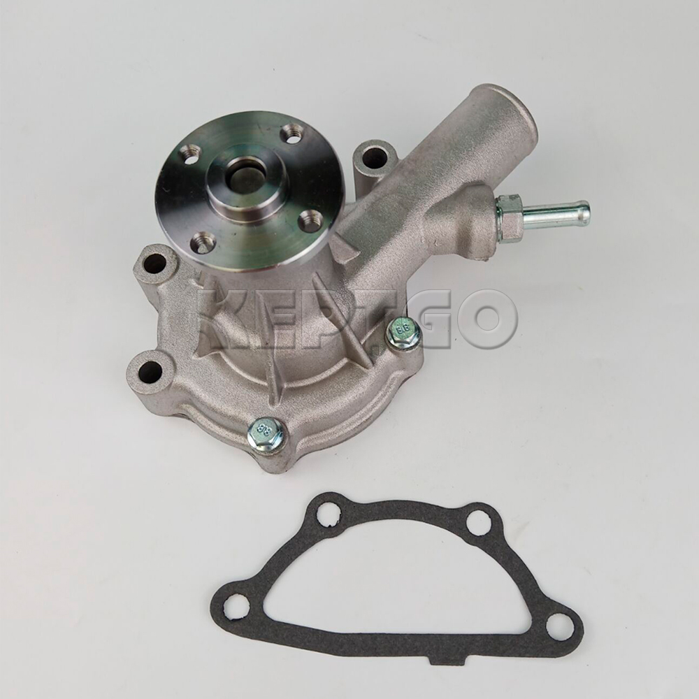 For <font><b>Mitsubishi</b></font> K4C K4D K4E K4F water pump MM409301 MM407405 MM409303 MM433424 MM409302 with gasket image
