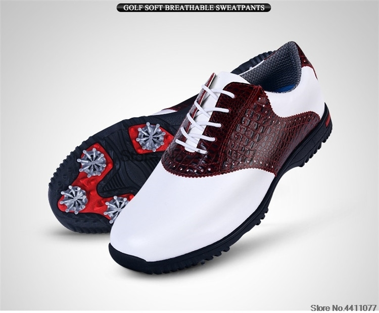 Sapato de golfe