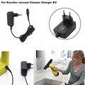 Для Karcher Wv50 Wv55 Wv60 Wv70 Wv75 & Wv2 Wv5 окна переменного тока Разъем Батарея Зарядное устройство ЕС, защита от перегрева, защита от короткого замыкания