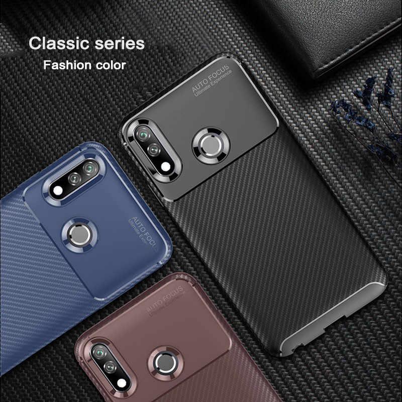 Mais novo telefone de carbono volta casos para lg v40 v50 thinq caso k40 g8 g8s thinq w10 w30 stylo 5 capa silicone protetora
