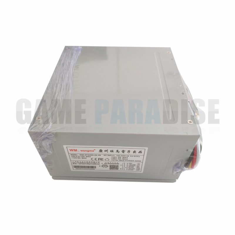1PCS 100V to 240V 320W broadband Power supply for claw crane machine replacement