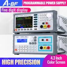 Тип высокоточного цифрового программируемого линейного источника питания постоянного тока для цифровой цветной экран 30V10