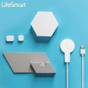 Lifesmart Assemble-Lamp Quantum-Light Voice-Control-Support Google-Assistant Alexa Customized-Color
