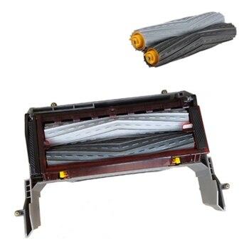 Offre spéciale rouleau principal brosse nettoyage tête Module pour IRobot Roomba 870 880 980 800 toutes les séries aspirateur pièces accessoires|Pièces d'aspirateur| |  -