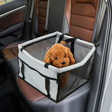 NICEYARD أرجوحة قابلة للطي حامل حيوانات أليفة حقيبة مكافحة زلة سلامة الكلب سلة للقطط الكلاب نقل السفر الكلب غطاء مقعد السيارة
