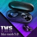 XG13 Беспроводной наушники Bluetooth 5,0 наушники IPX5 Водонепроницаемая гарнитура бас стерео наушники-вкладыши Наушники Шум снижение с микрофоном