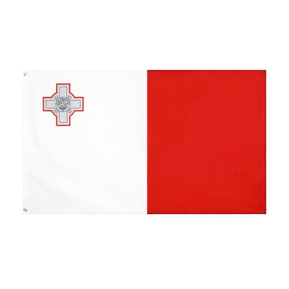 Флаг Мальты johnin 90x150 см mlt