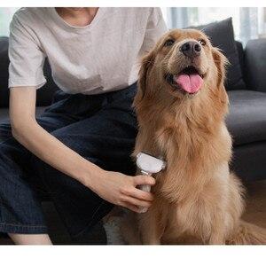 Image 2 - Оригинальная расческа Youpin Pawbby для удаления шерсти домашних животных, щетка для кошек и собак, триммер для домашних животных, расческа, стрижка, инструмент для ухода за кошками для домашних животных