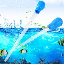 50ml Manual Fish Tank Aquarium Dropper Cleaning Pipette EASY TO USE 5 scales