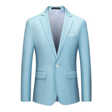 WIPU Brand Mens Wedding Party Suits Autumn Man Slim Fit Suits Blazer Masculino Dress Suits MenMale Custom Men's Business Blazers(China)