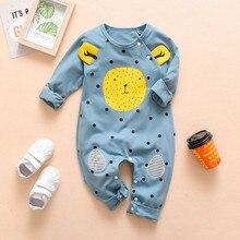 Одежда для маленьких девочек детская одежда, комбинезон, зимний костюм для Хэллоуина, pudcoco, комбинезон, длинный рукав, с рисунком медведя, 0-24 мес., Z4