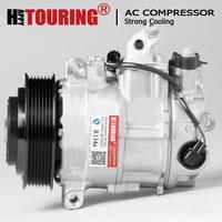 Compressor AC para Merecedes 6SEU16C W204 A0012304911 A0022303311 S204 0012304911 0022303311 12304911 22303311 248300-1830