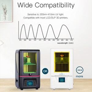 Image 5 - Anycubic 405nm 1L Resin for Photon S Mono 3D Printer SLA UV Sensitive Resin Liquid Printing Material Photosensitive uv Resina