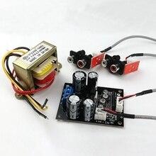 Винил пластинка плеер предусилитель плата MM MC Phono усилитель граммофон голова увеличение предусилитель двойной AC 12-16 В