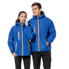 High Quality Waterproof Windproof Windbreaker Winter Outdoor Camping Hiking Cycling Sports Jacket Practical Thick Thermal Jacket