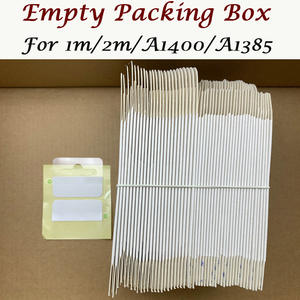 Empty-Packing-Box Box-Cable A1400-Charger iPhone Retail MD818ZM/A for A1385 1M 2M Package