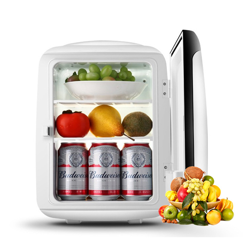 13L Small Refrigerator Home 12V Fridge High Capacity Refrigeration And Heating Tools Household Frozen Home Appliances Tool