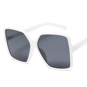 Higody Fashion Women Oversize Sunglasses Gradient Plastic Brand Designer Female Sun Glasses UV400 lentes de sol mujer 7