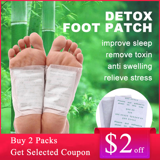 200 Pieces Detox Foot Patch Improve Sleep Slimming Pads Anti Swelling Ginger Foot Patch Pads Weight Loss Patch Foot Care Tool