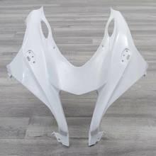 Motorcycle Upper Front Fairing Injection Cowl Nose For Kawasaki Ninja ZX10R 2016-2020
