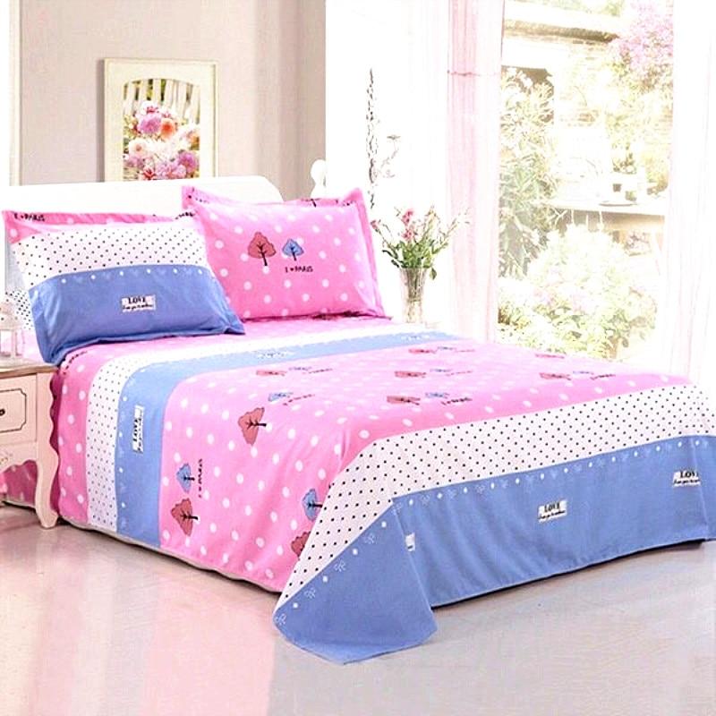 Купить новинка 2020 цветное постельное белье 3 шт комплект постельного