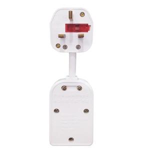 Image 2 - Universelle buchse Power Streifen EU UK AU stecker mit Schalter control Verlängerung Kabel Adapter Kabel Umwandlung Für Geräte