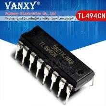 10 шт. TL494CN DIP16 TL494C DIP TL494 494CN DIP-16 Новый и оригинальный IC