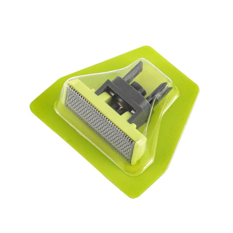 Сменное лезвие OneBlade 1/2/4 в упаковке, подходит для Philips QP210, QP220, QP230, QP2520, QP2530, QP2527, QP2533