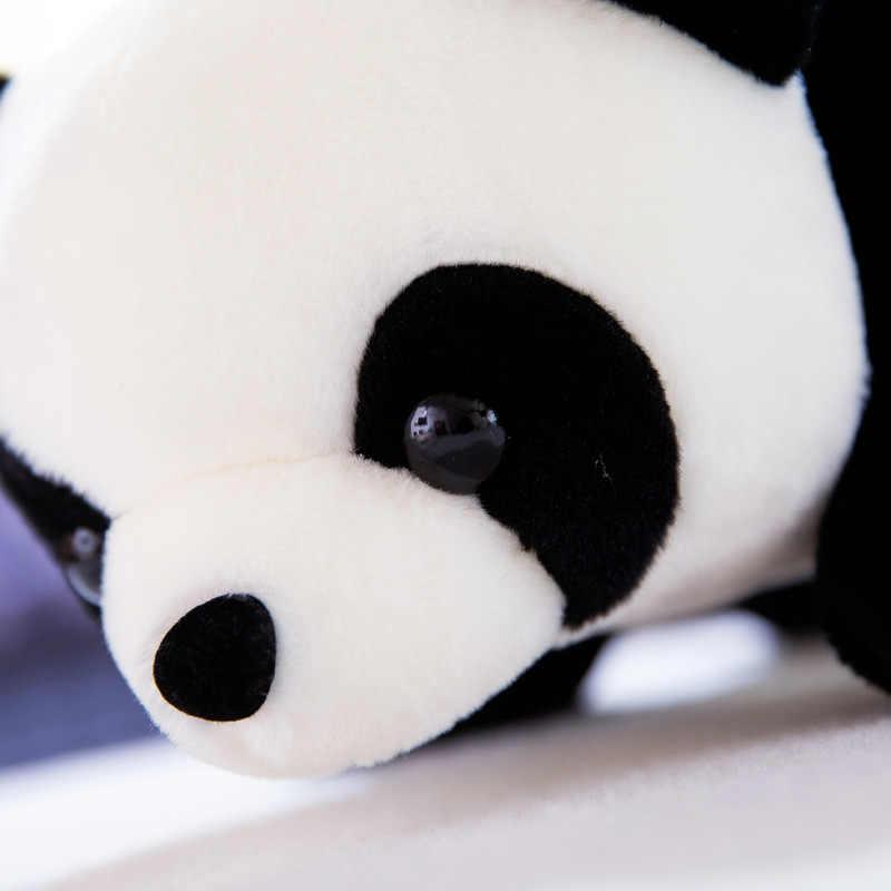 1 шт. 20 см Милая супер милая плюшевая зверушка Мягкая панда плюшевая игрушка на день рождения Рождественский подарок мягкая игрушка для детей