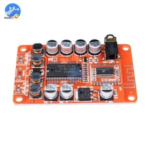 Image 1 - YDA138 Bluetooth Digital Verstärker Bord Klasse D 2*15 W Stereo HIFI Audio Sound Board Volumen Control Lautsprecher AMP board 2x15 W