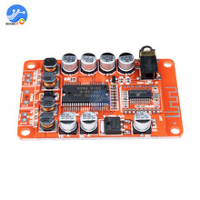 YDA138 Bluetooth Digitale Versterker Board Klasse D 2*15 W Stereo HIFI Audio Sound Board Volumeregeling Speaker AMP board 2x15 W