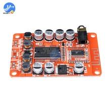 YDA138 Bluetooth Dijital Amplifikatör Kurulu Sınıf D 2*15 W Stereo HIFI Ses Ses Kurulu Ses Kontrolü Hoparlör AMP kurulu 2x15 W